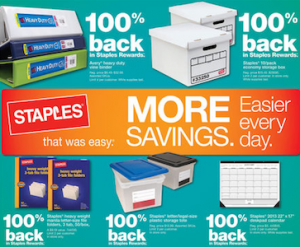 make some money on freebies staples deals 12 30 1 5 13 free