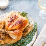 Instant Pot Rotisserie Chicken