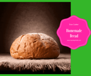 Amazing Recipe-Slow Cooker Bread