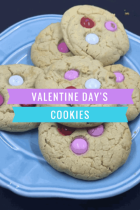 Cookie Time-Valentine Crisp Graham Cookies