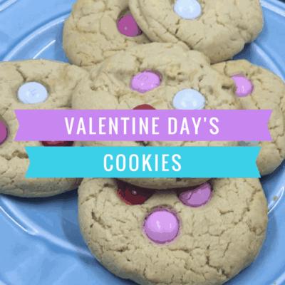 Cookie Time-Valentine Crisp Graham Cookies