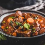 Instant Pot Guinness Irish Beef Stew