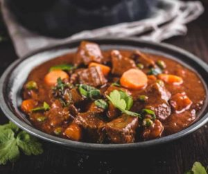 Instant Pot Guinness Irish Beef Stew