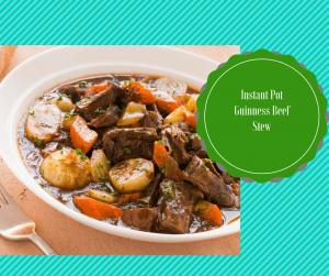 Instant Pot-Guinness Irish Beef Stew