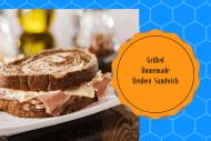 Cast Iron-Tasty Reuben Sandwiches