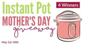 8 Items Every Instant Pot Owner Needs & Chance to Win an Instant Pot!!