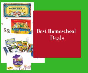 Amazing Homeschool Deals–For Today