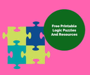 Hundreds of FREE Printable Logic and Critical Thinking