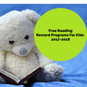 Sign Up Now–Fall Reading Programs 2017-2018
