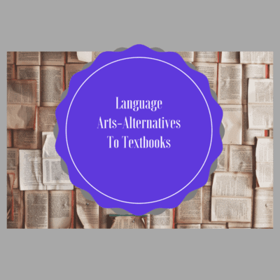 Great Resources For Language Arts (Thinking Outside the Box)