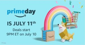 Amazon Prime Day is July 11th! AND They Are Giving You $10 Free To Shop With It–NOW!
