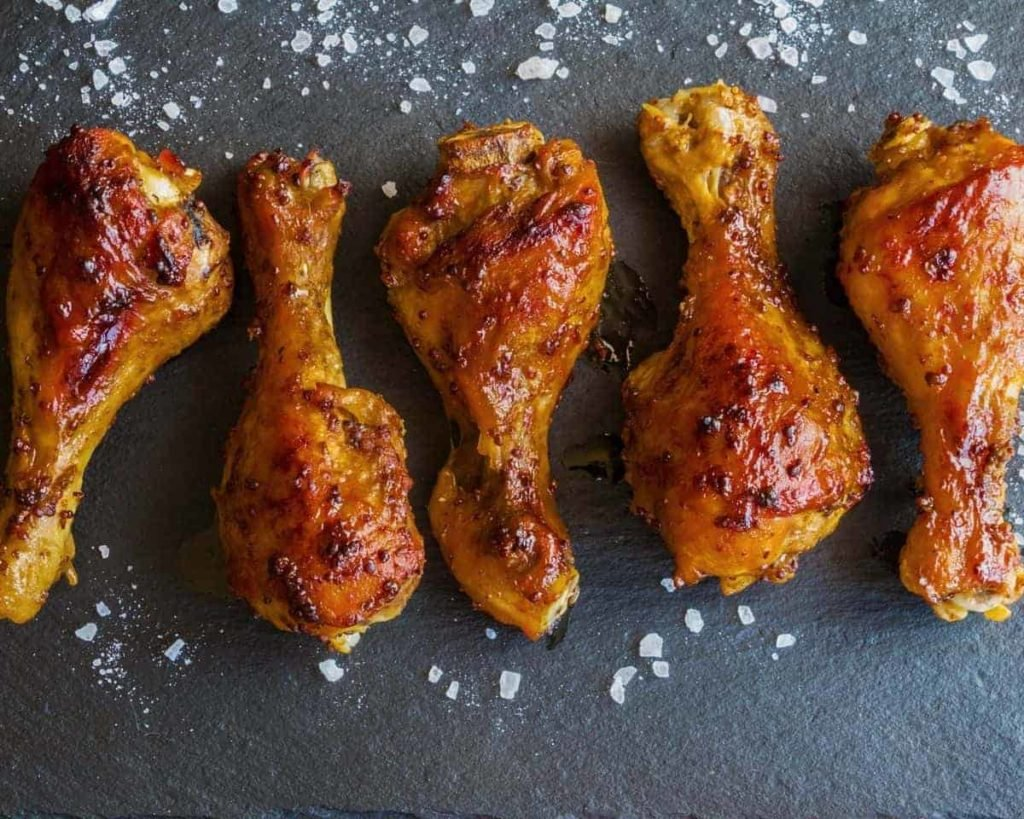 Instant Pot Honey Chicken Drumsticks