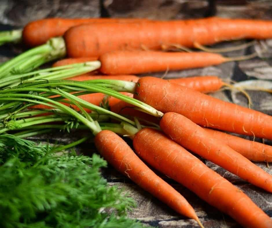 Ingredients Needed For Instant Pot Brown Sugar Carrots