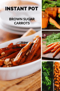 Instant Pot-Brown Sugar Carrots