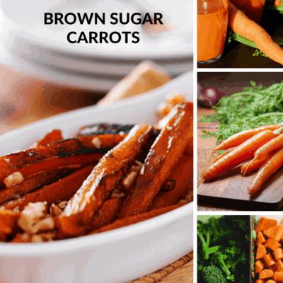 Instant Pot-Brown Sugar Carrots