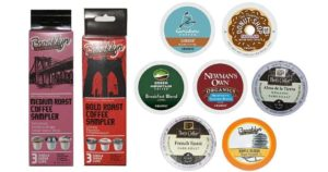 Amazon Prime: K-Cups Sample Box Only $7.99 Shipped + Score a $7.99 Credit