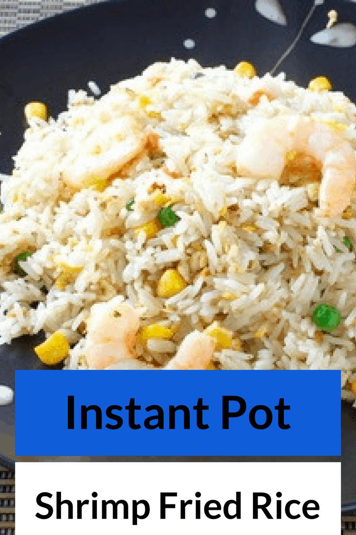 Instant pot shrimp fried rice ccuart Choice Image