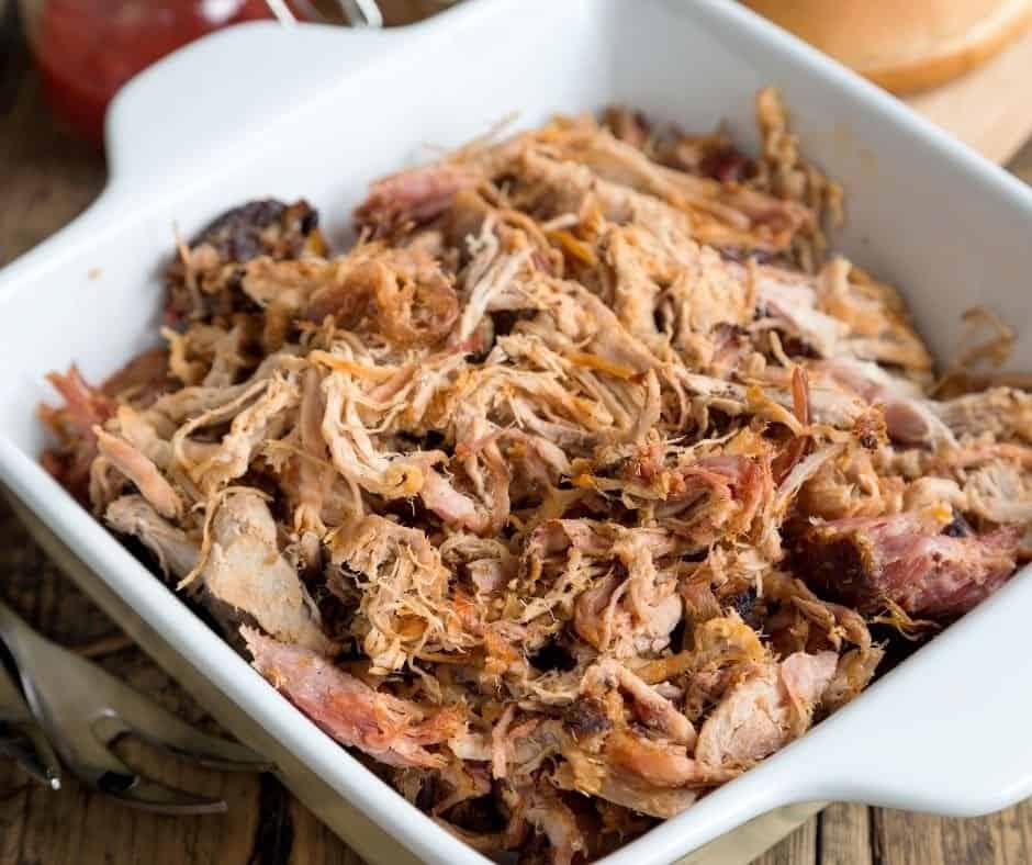 Instant Pot Teriyaki Pulled Pork