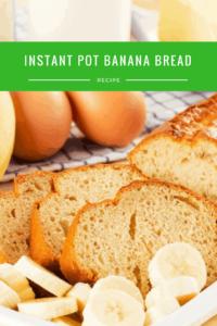 Instant Pot-Banana Bread