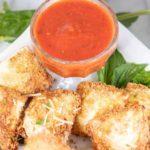 Air Fryer Fried Ravioli Recipe