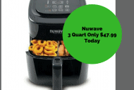 NuWave Only $ 47.99 Today!