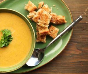 Instant Pot Cream of Butternut Squash Soup