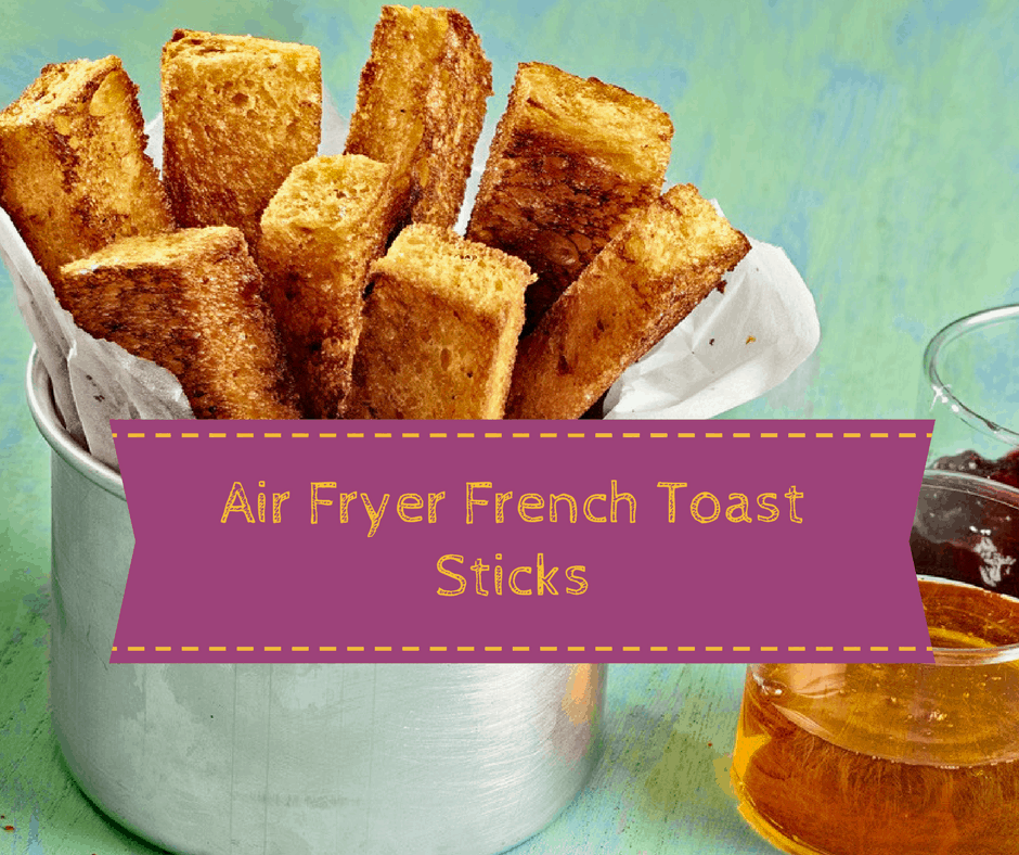 Funnel Cake Sticks Recipe