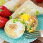 Air Fryer Easy Baked Eggs