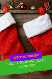 25 of The Best Bullet Journal Stocking Stuffers