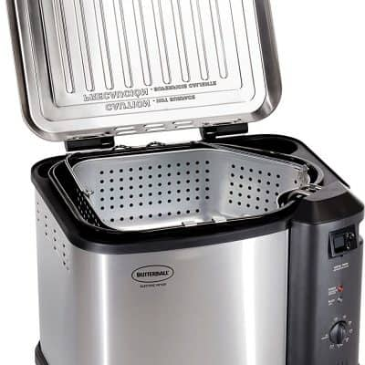 Butterball Electric Fryer, 58% Off Today