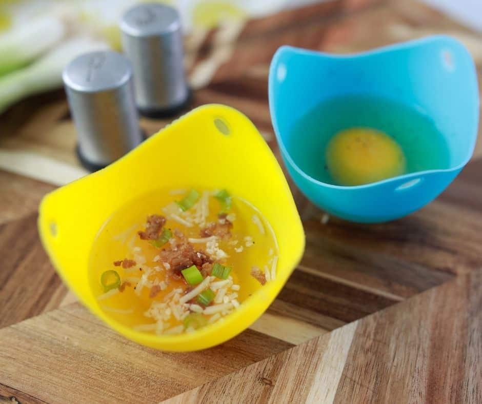 Seasonings Baked Eggs