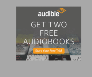 HUGE AMAZON DEAL—FREE Audible 30-Day Trial  and 2 FREE Audiobooks
