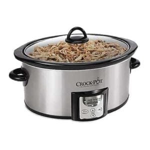 Slow Cooker (Crockpot) $ 6.69 TODAY!