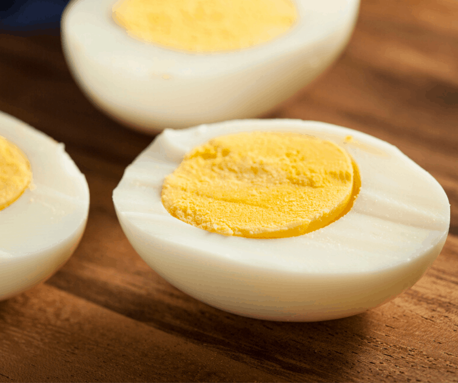 Air Fryer-Hard-Boiled Eggs (KETO Friendly)