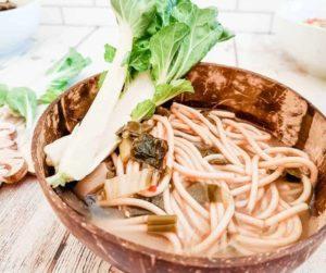 Instant Pot Miso Soup