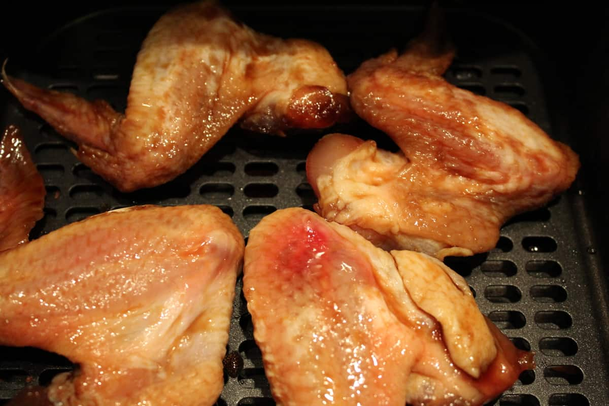 How to Cut A chicken wing-Chinese Chicken Wings
