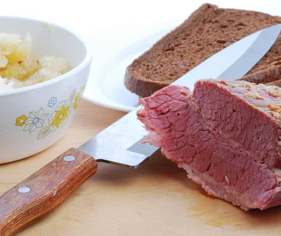 What Ingredients go on a Reuben Sandwich?