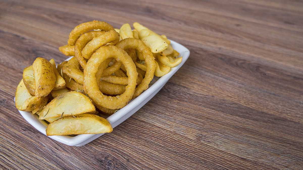 How to cook frozen french fries in philips airfryer