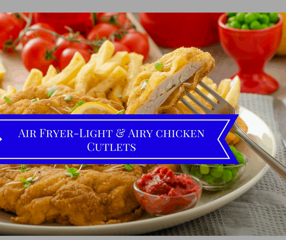 Air fryer light and airy breaded chicken bread chicken cutlets this is a very simple recipe i really am working on creating healthy and fast recipes after all my life is hectic and i just bought an air fryer to get forumfinder Choice Image