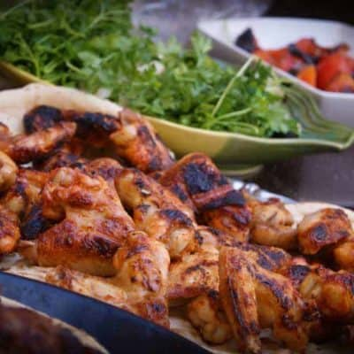Homemade Pantry-Chicken Rub
