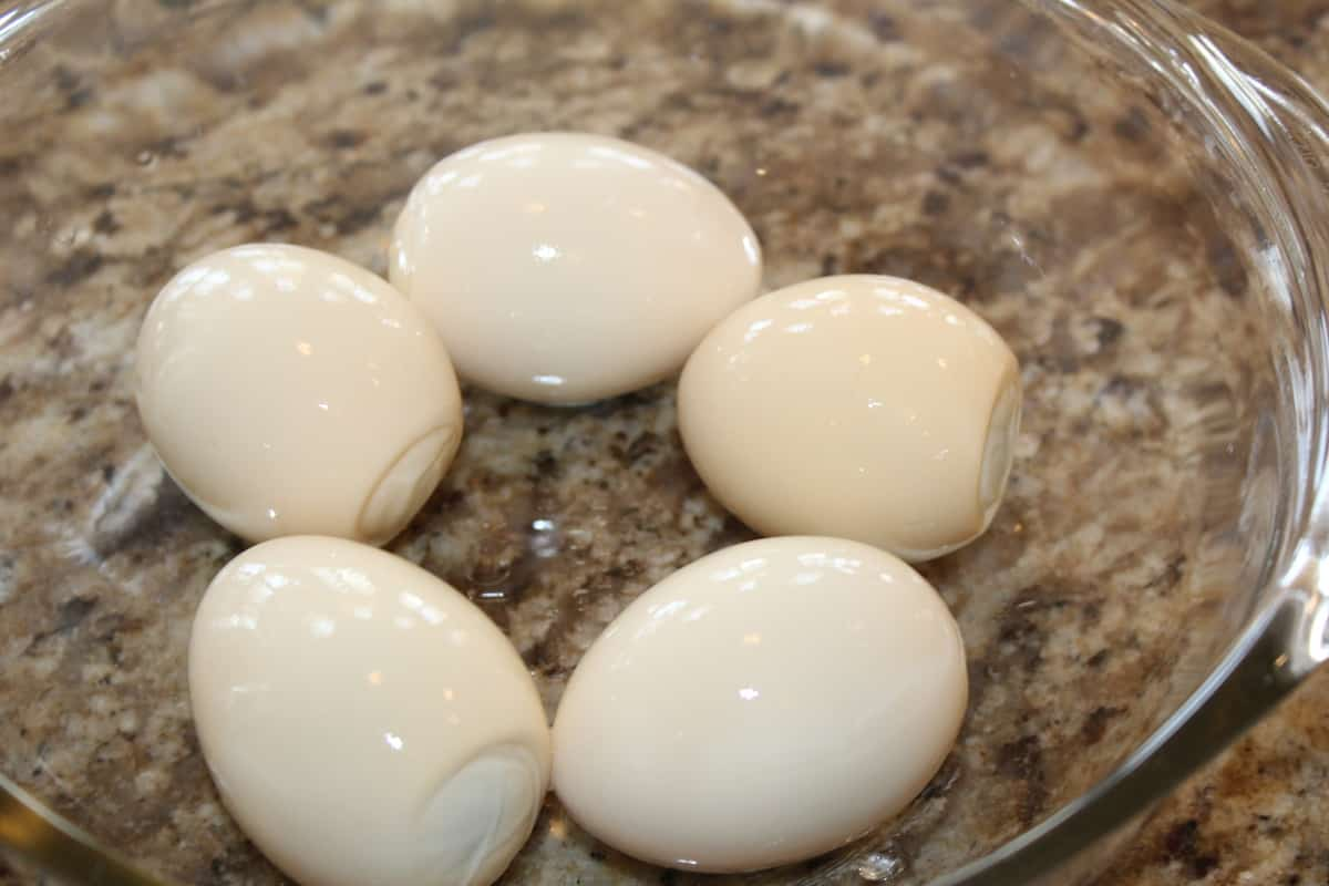 Air Fryer Southern Deviled Eggs