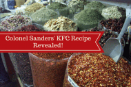 Homemade Pantry-Colonel Sanders' KFC Recipe Revealed!