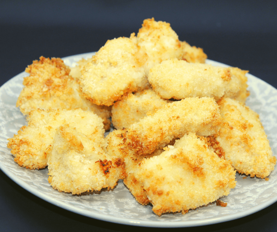 Air Fryer-Kid Tested and Approved ---Healthy Air Fried Chicken Tenders