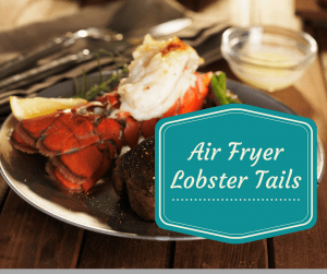 Air Fryer-Lobster Tails