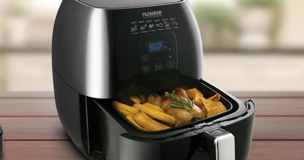 graphic regarding Printable Air Fryer Cooking Chart known as Air Fryer-Charts, Strategies Content