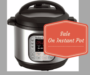 Kohl's Lowest Sale Since Christmas, Instant Pot Sale (3 Quart, 6 Quart or 8 Quart) ALL ON SALE NOW!