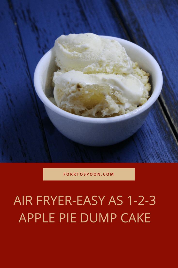 Air Fryer Butter Cake Recipe