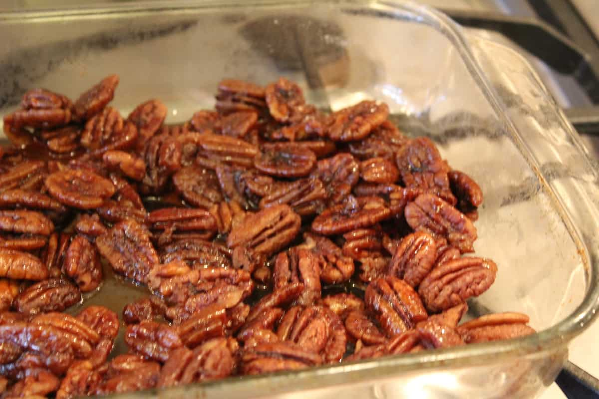 How To Make Instant Pot Candied Nuts
