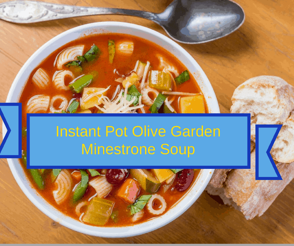 growing up in an italian household this soup was a staple in our house we always had some on hand typically in an italian household this soup is made - Olive Garden Minestrone