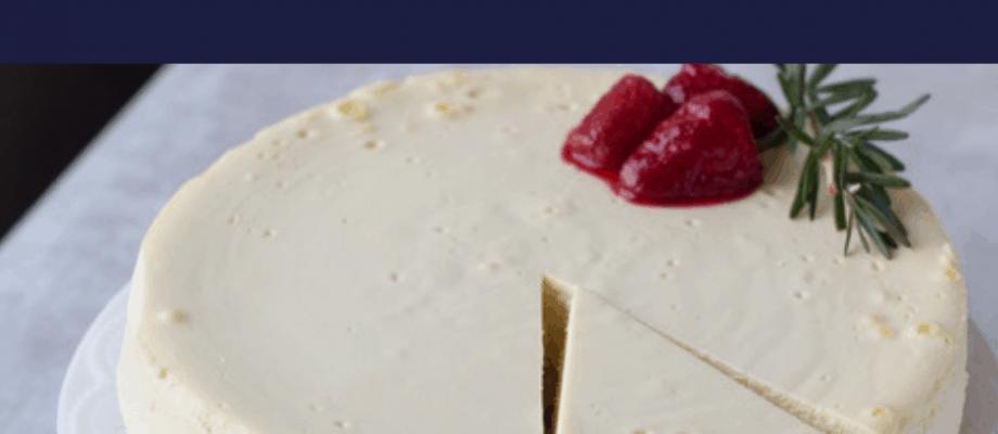 Pressure Cooker (Instant Pot)-Vanilla Cheesecake